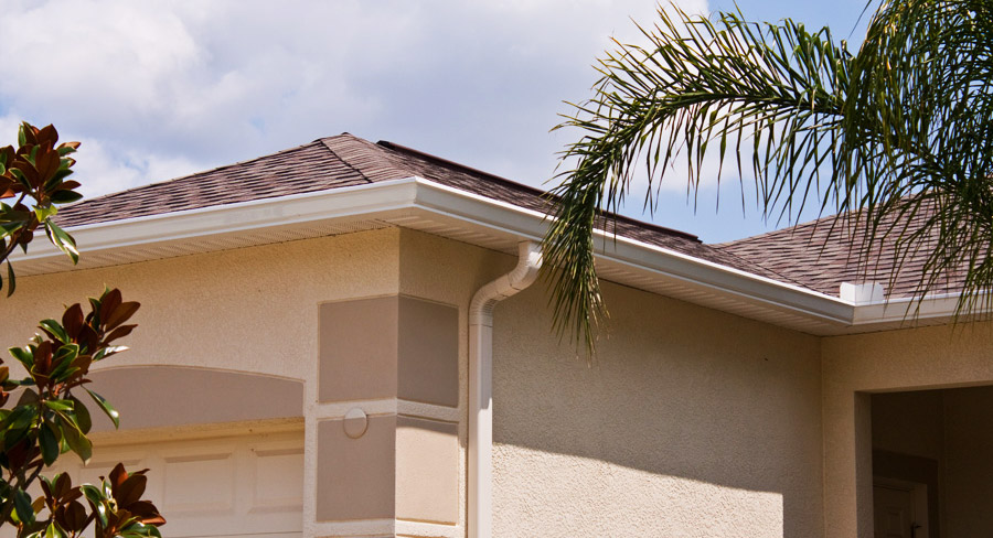 Residential Gutter Installation in Tampa