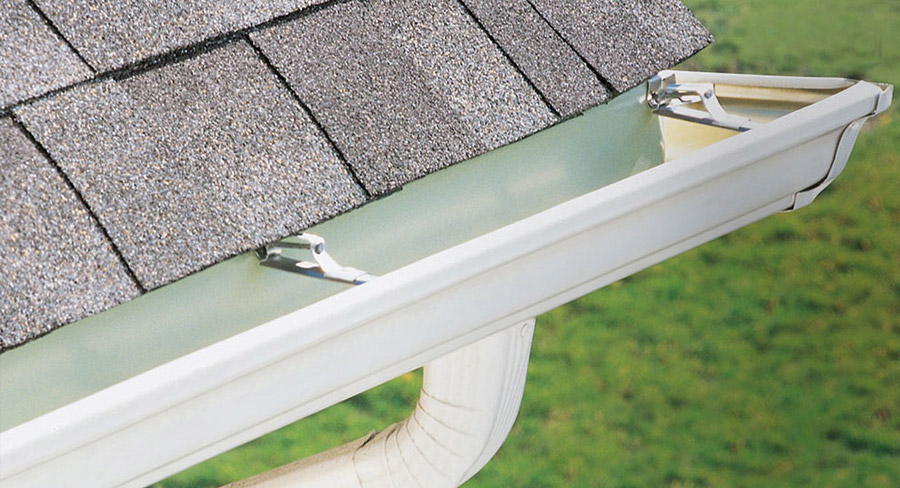 Commercial Gutter Installation in Tampa